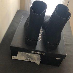 Bebe Chelsea Boots